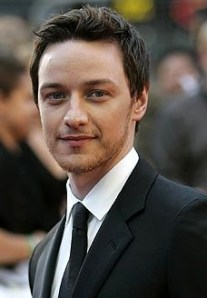 James McAvoy Favorite Food Book Movies Music Biography
