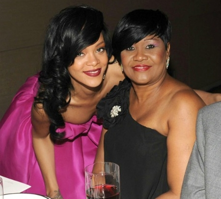 Rihanna Mother
