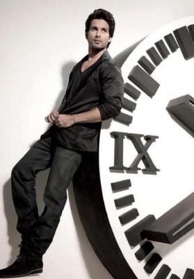 Shahid Kapoor Favorite Things