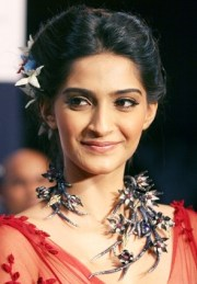 Sonam Kapoor Favorite Perfume Food Books Color Hobbies Designers Bio