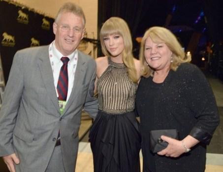 Taylor Swift family tree