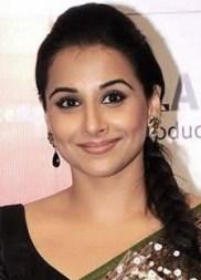 Vidya Balan Favourite Food Actress Colour Books Bio