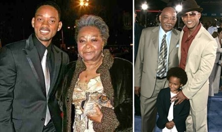 Will Smith Parents