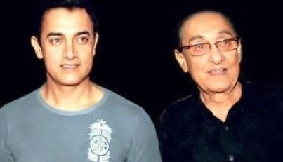 Aamir Khan Father