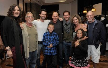 Adam Levine Family Tree