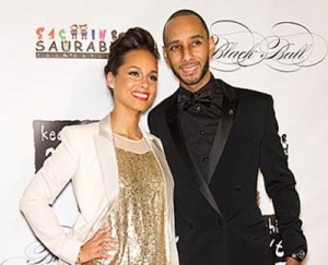 Alicia Keys second Baby Son Name and Pictures 2014 with Husband Swizz Beatz