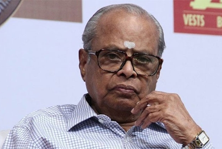 Director K Balachander Died on 23 December 2014
