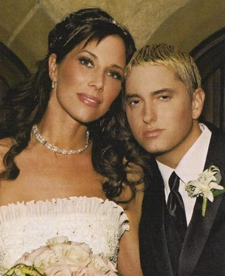Eminem And Wife 2015