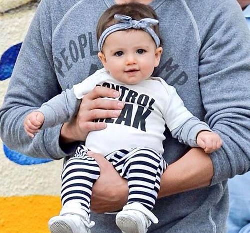Mila Kunis Daughter