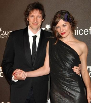 Milla Jovovich Spouse