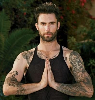 Adam Levine Height Weight Bra Size