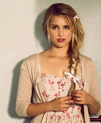 Dianna Agron Favorite Things Color Food Books Perfume ...