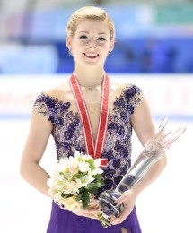 Gracie Gold Favorite Things Color Music Book Hobbies Skater Biography