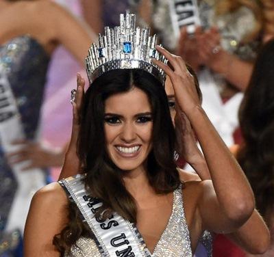 Miss Universe Paulina Vega Pictures