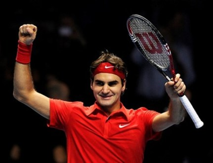 Roger Federer Height Weight Shoe Size