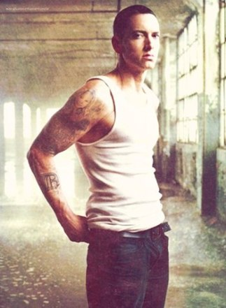 Eminem Body Measurements
