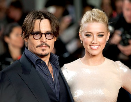 Johnny Depp and Amber Heard wedding Pictures