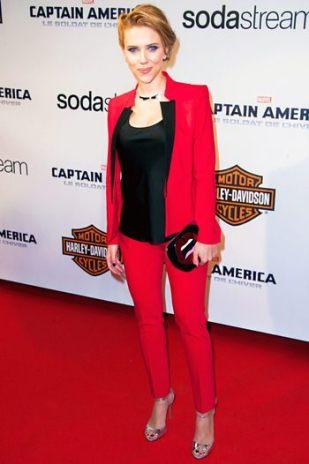 Scarlett Johansson Body Measurements