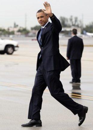 Barack Obama Body Measurements