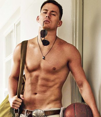 Channing Tatum Height Weight Body Stats
