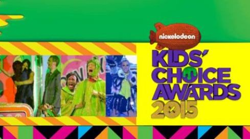 Kids' Choice Awards 2015 Nominees List