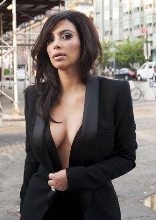 Kim Kardashian Bra Size Weight Height