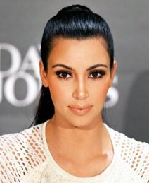 Kim Kardashian Body Measurements Bra Size Height Weight Stats