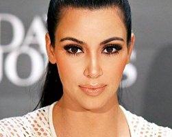 Kim Kardashian Body Measurements Bra Size Height Weight Stats