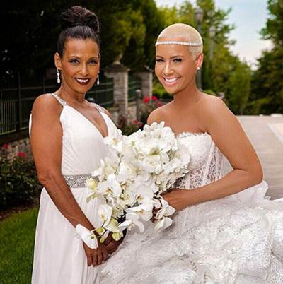 Amber Rose Mother