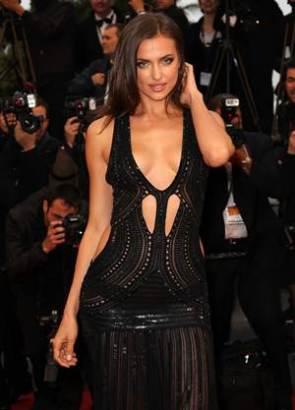Irina Shayk Bra Size Height Weight