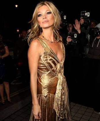 Kate Moss Body Measurements