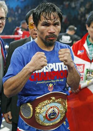 Manny Pacquiao Height, Weight,... - Celebrity Statistics ...