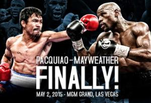 Floyd Mayweather Vs Pacquiao Fight 2015 Air Date Time Venue and TV Schedule