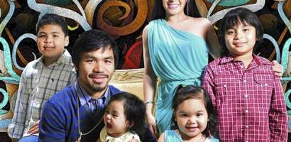 Manny Pacquiao Family Tree, Father Mother Wife and Children Name Pictures