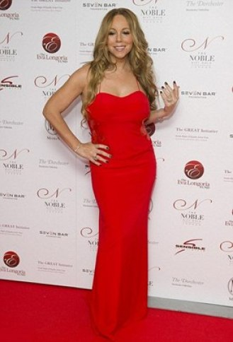 Mariah Carey Height Body Shape
