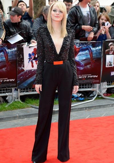 Emma Stone Body Measurements Figure