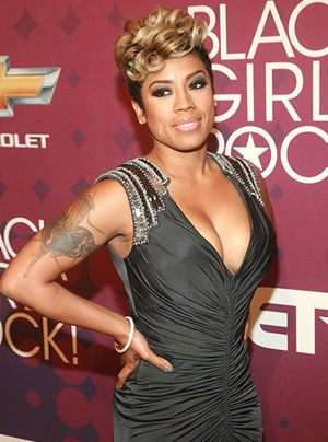 Keyshia Cole Body Measurements