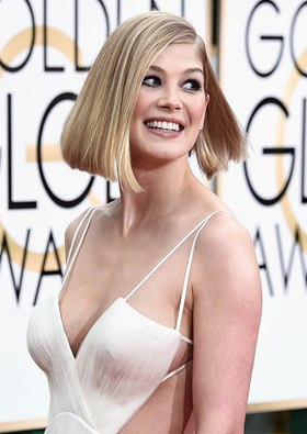 Rosamund Pike Body Measurements