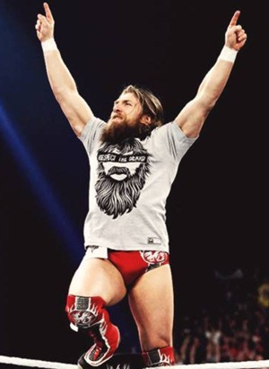 Daniel Bryan Body Measurements