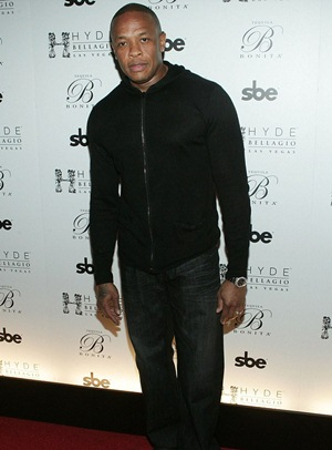 Dr. Dre Height Body Shape