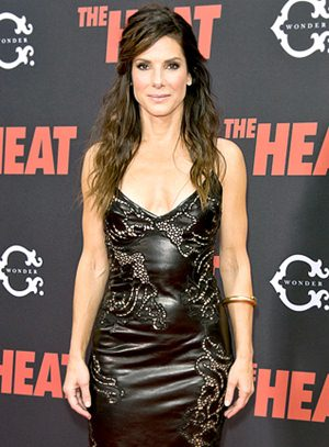 Sandra Bullock Body Measurements