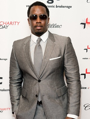 Sean Combs Body Measurements
