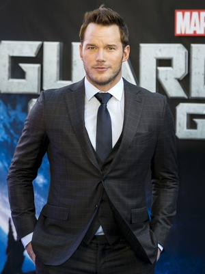 Chris Pratt Body Measurements