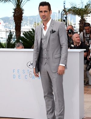 Colin Farrell Height Body Shape