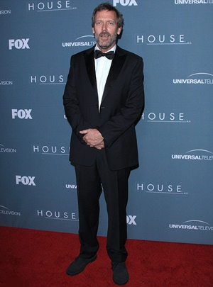 Hugh Laurie Body Measu...