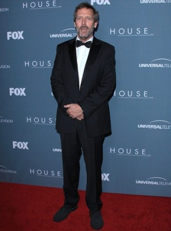 Hugh Laurie Height Body Shape