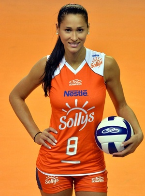 Jaqueline Carvalho Body Measurements