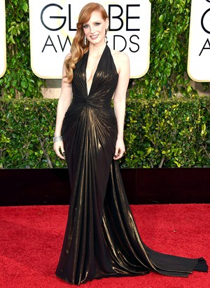 Jessica Chastain Height Body Shape