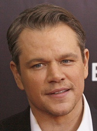 Matt Damon Body Measur...