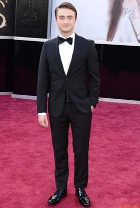 Daniel Radcliffe Height Body Shape